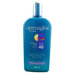 Dermaglos solar FPS 40 $794